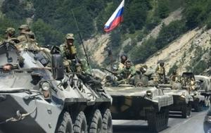 قوات روسية في اوكرانيا